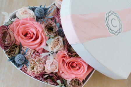 Calyx Floral Design Diana Box